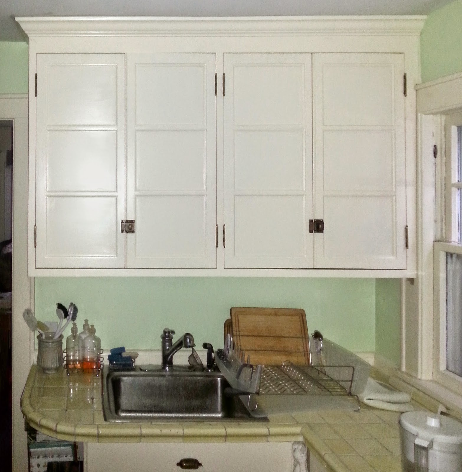 Classic Kitchen Wall Cabinets