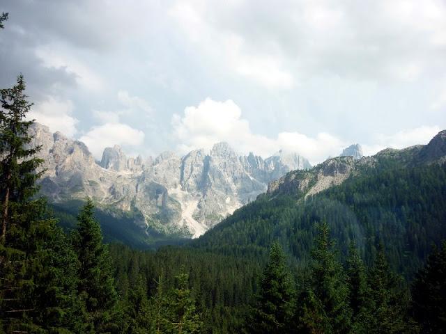 escursione in val venegia
