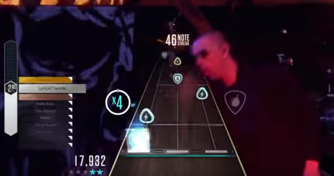 avenged sevenfold news watch avenged sevenfold 39 s bonus content on guitar hero live. Black Bedroom Furniture Sets. Home Design Ideas