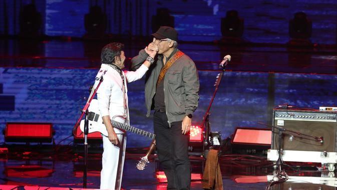 Peristiwa Penting Dalam Sejarah Musik Indonesia: Rhoma Irama dan Iwan Fals Tampil Sepanggung