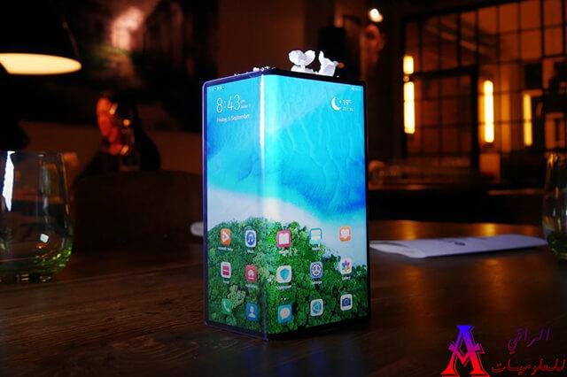 هاتف هواوي ميت إكس القابل للطي قد يتم إطلاقه في الشهر القادم