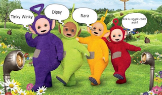 25 Meme Kocak Teletubbies yang Ramai di Medsos Ini Bakal Bikin Kamu Ketawa Cekikikan