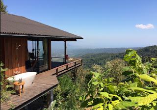 tropical honeymoon places munduk Bali