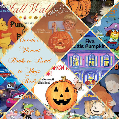 October Themed Books to Read to Kids   A Feature on Children's Corner on Reading List