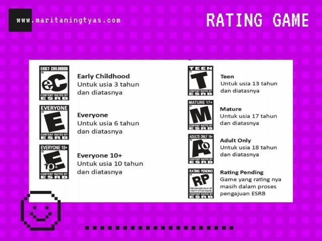 rating game