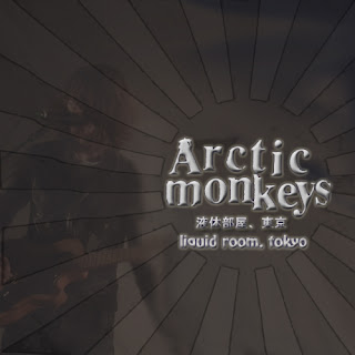 Arctic Monkeys - 2009-10-18 Liquid Room, Tokyo, Japan - Guitars101