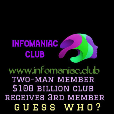 $100 billion club inducts new member