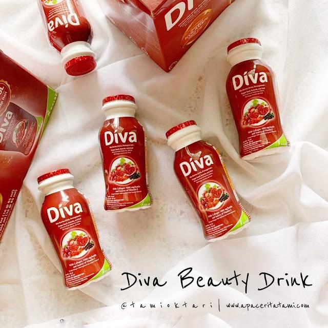 [REVIEW] Diva Beauty Drink: Minuman Kolagen Untuk Kesehatan Dan Kecantikan Kulit