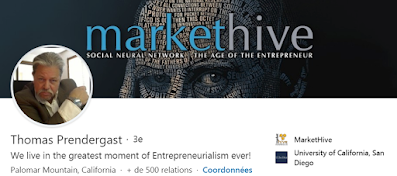 "markethive's ceo ""Thomas Prendergast"""