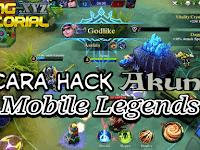 Cara Hack Mobile Legends Orang Lain Dengan Phising