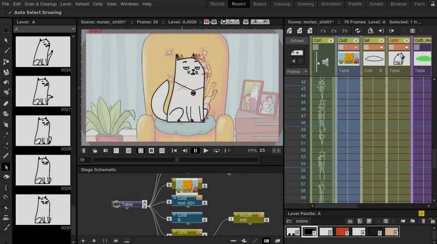 software animasi 2d terbaik gratis