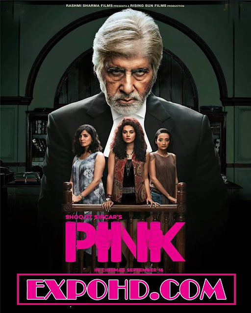 Pink 2016 Download Full HD 1080p | Esub 1.1Gbs [Watch & Download Now]