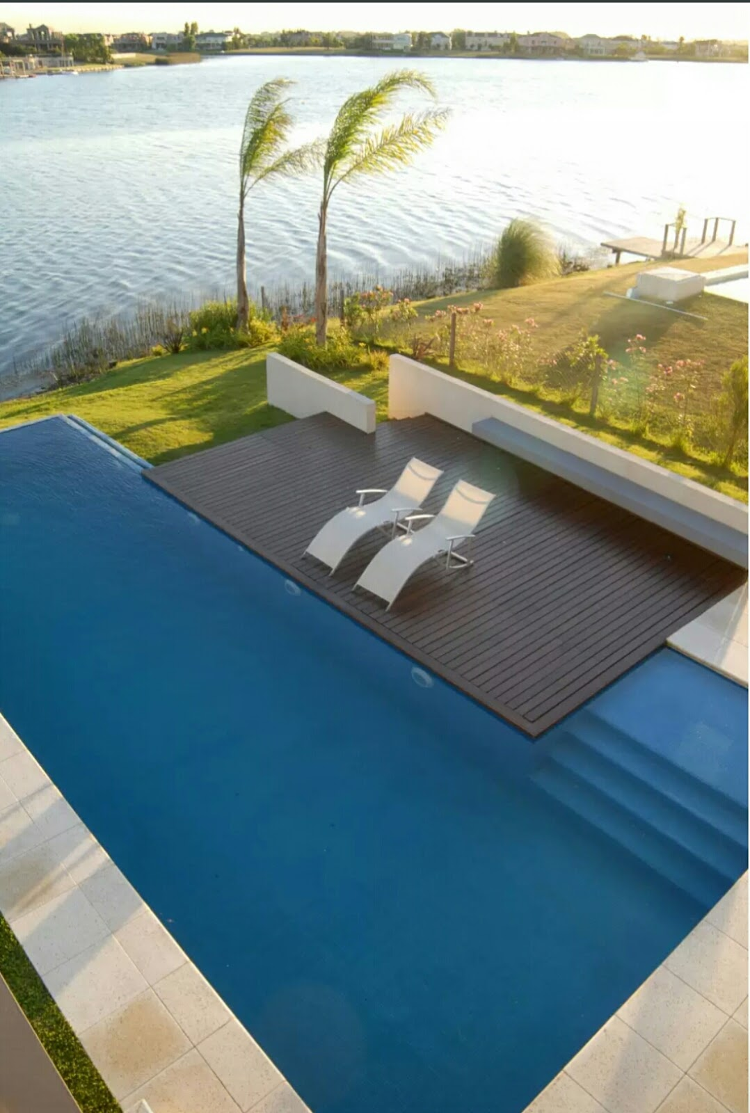 Did you love swimming but no time to go outside for outing because of busy days? And this is the best idea to build your own backyard swimming pool, hassle free to schedule your busy days for outing and for sure your family can enjoy swimming especially this summer. See images below for more swimming pool design ideas.