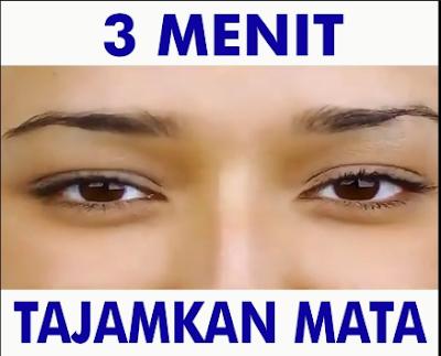 10 Cara untuk Meningkatkan Ketajaman Penglihatan Mata