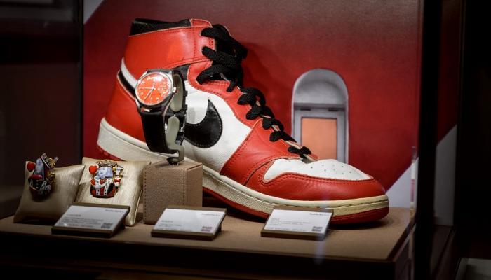 حذاء مايكل جوردن بـ152 ألف دولار