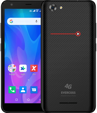 Evercoss M55B Firmware