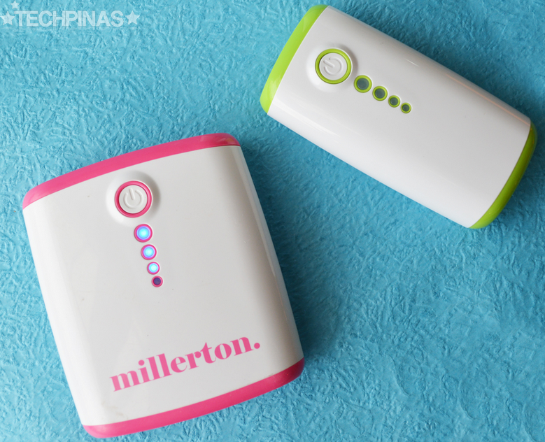 Millerton Powerbank, Kimstore Powerbank