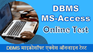 Online Test MS-Access