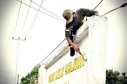 Wurjanto dan Prajurit Lantamal XI Gelar Bersih Lingkungan di TMP Trikora Merauke