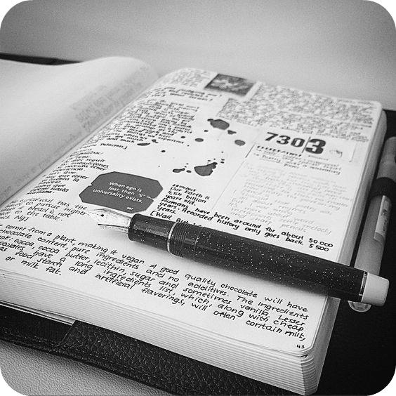 ЛД, идеи для личного дневника