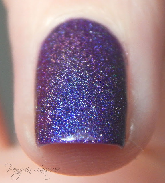 Born Pretty Store Holo Polish 11 indirect light makro