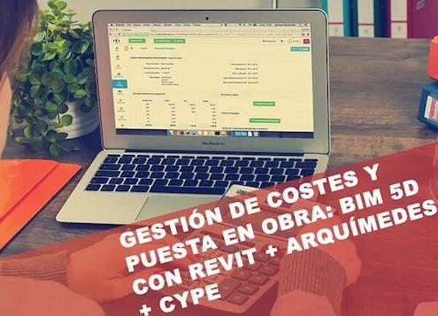 Curso de Gestión de Costes y puesta en obra BIM 5D - CYPE (Rendersfactory)