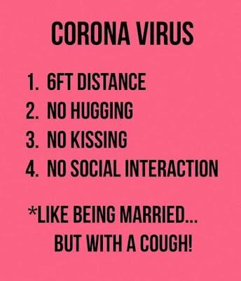Corona virus Vs mariage
