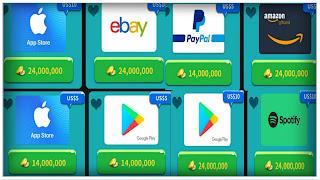 ربح بطاقة جوجل بلاي