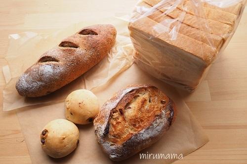 サワダクラフトベイカリーのパン