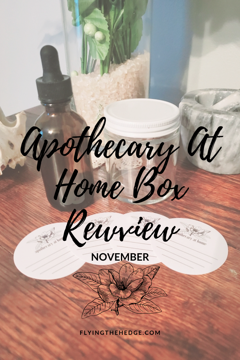 apothecary at home, herbal remedies, subscription box, witchcraft, witchy, herb, herbal, herabrium, green witch, green witchcraft, hedgewitch