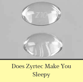 Does Zyrtec Make You Sleepy
