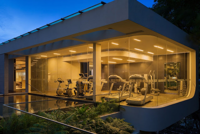 Ardmore Residence Indoor Gym