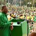 Makamu Mwenyekiti wa CCM Zanzibar Dk. Shein CCM Imewaletea Kiongozi Mchapakazi na Mwenye Uwezo Kuwa Rais wa Zanzibar Ambaye ni Dk. Husseim Ali Hassan Mwinyi.