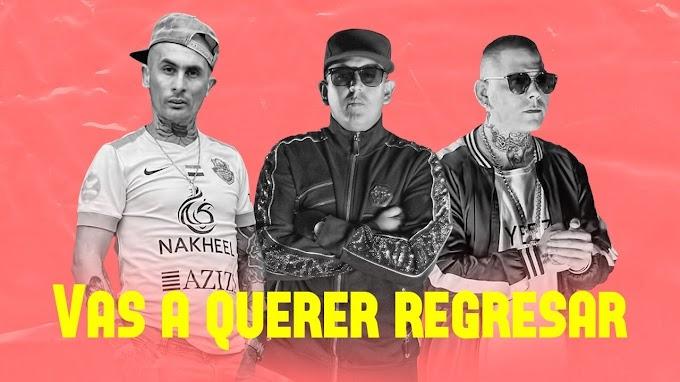 Sound de Barrio ft Ke Personajes ft Maxi Tolosa - Vas a querer regresar
