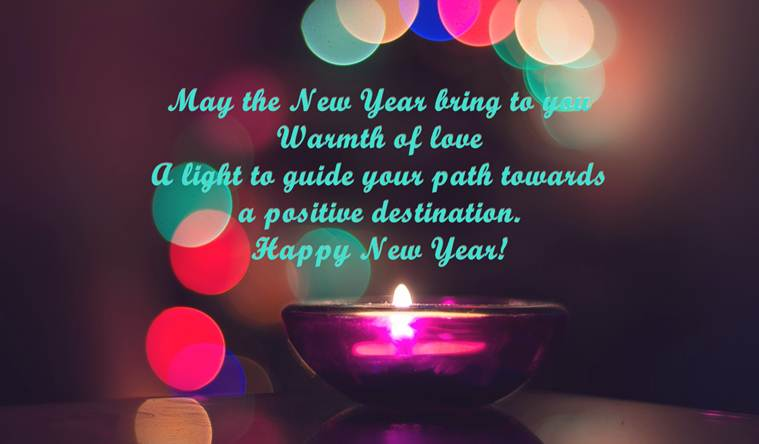 new year greetings for family and friends