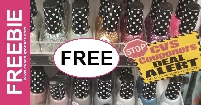 FREE Poparazzi Nail Polish CVS Deal 5-10-5-16