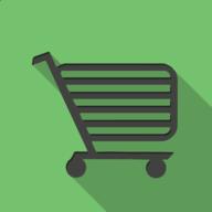 cart square icon