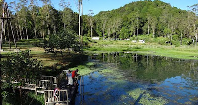 tak kalah menarik bila dibandingkan dengan tempat  10 Tempat Wisata Di Bandung Selatan Yang Menarik