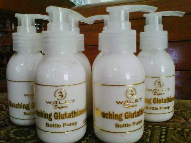 Bleaching Walet Super Glutatione