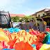 Polda Kalsel kembali Berikan Ribuan Paket Sembako untuk Masyarakat Terdampak Covid 19