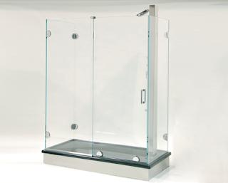 Essence Sliding Shower Door