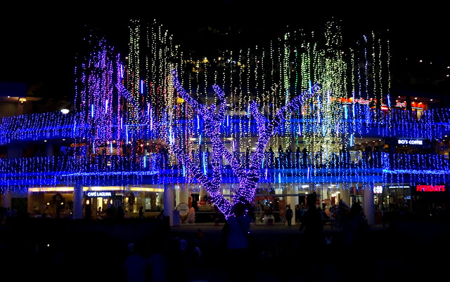 Lights Show Ayala Cebu