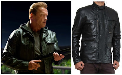 Model Jaket Kulit Terminator Terbaru