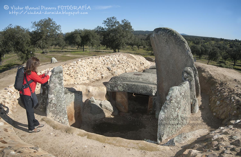 monumentos megaliticos badajoz