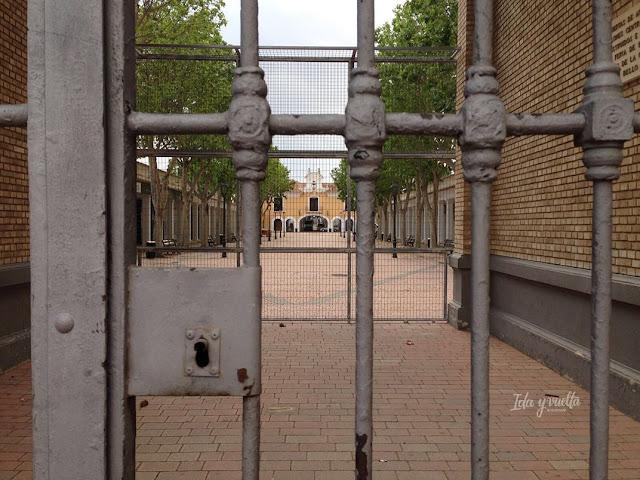 Esto es Albacete tras la Puerta de Hierros