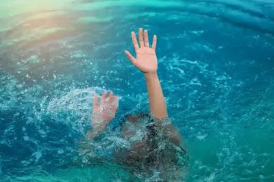 تفسير حلم الغرق في البحر والموت