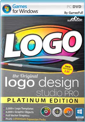 Logo Design Studio Pro Platinum (2020) Full [MEGA]