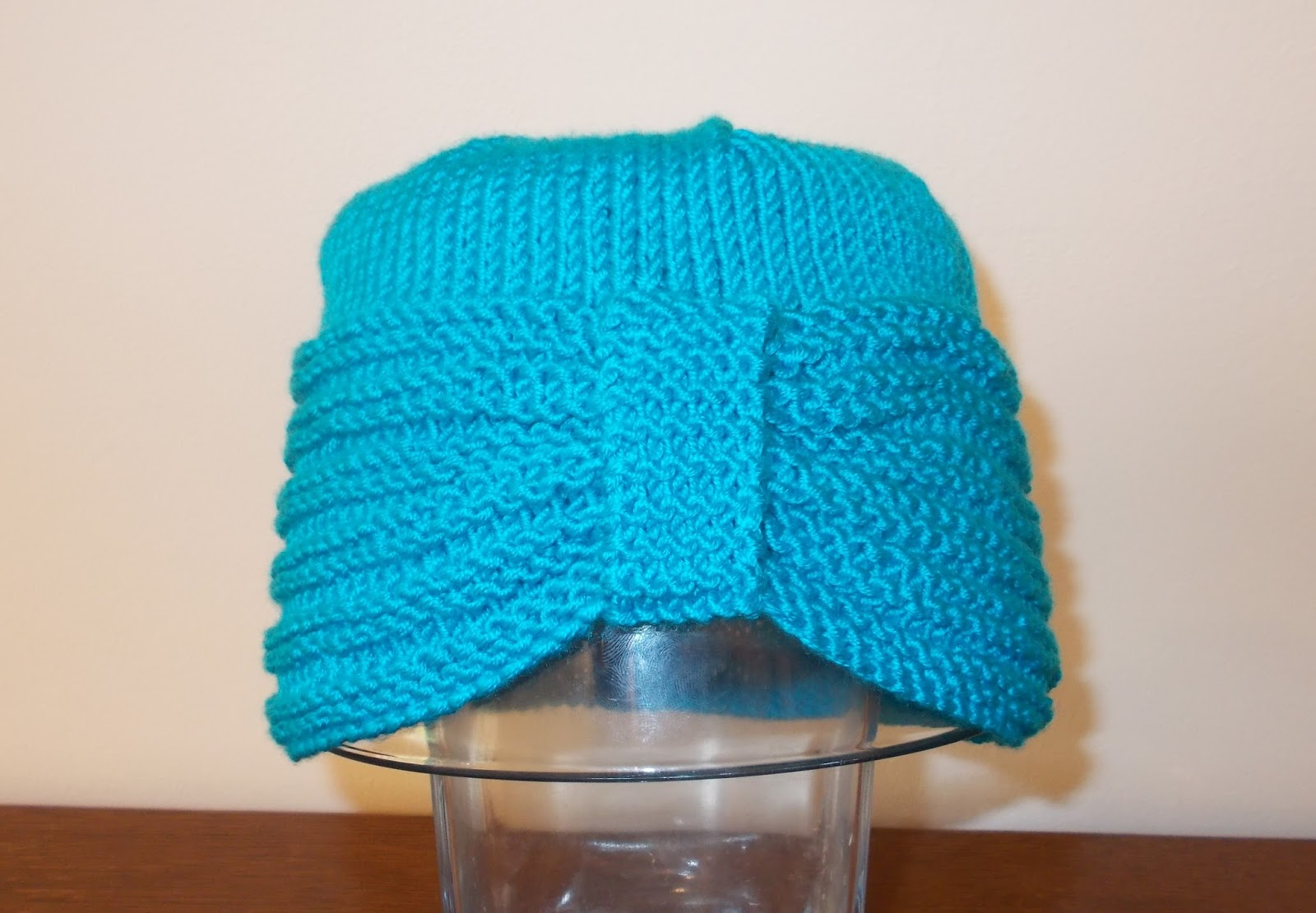 Marianna\'s Lazy Daisy Days: Chemo Hat for Vikki