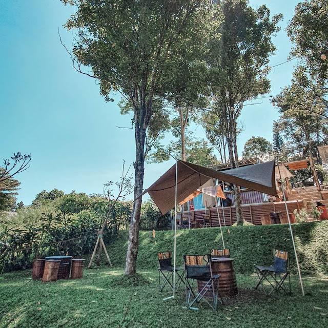 Lokasi Atanapi Coffee Camp