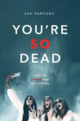You're So Dead Book by Ash Parsons Pdf